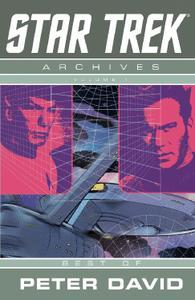 IDW-Star Trek Archives Vol 01 Best Of Peter David 2020 Hybrid Comic eBook