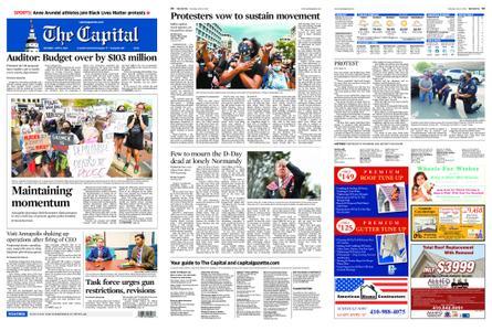 The Capital – June 06, 2020