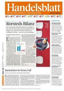 Handelsblatt - 09. Februar 2016