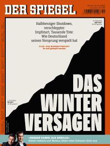 Der Spiegel - 12 Dezember 2020