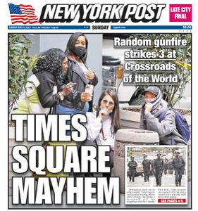 New York Post - May 9, 2021