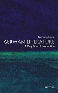 German Literature: A Very Short Introduction (repost)