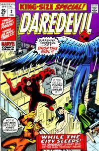 Daredevil v1 Annual 02 1970 While the City Sleeps