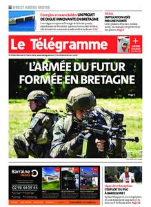 Le Télégramme Brest Abers Iroise – 17 février 2021