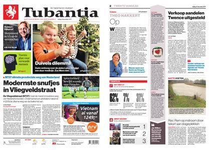 Tubantia - Enschede – 15 december 2017