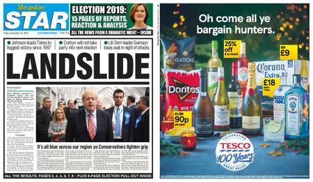 Shropshire Star Shrewsbury Edition – December 13, 2019