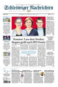 Schleswiger Nachrichten - 15. August 2019