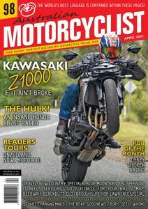 Australian Motorcyclist - April 2021