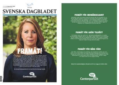 Svenska Dagbladet – 08 september 2018