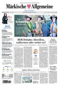 Märkische Allgemeine Dosse Kurier - 19. März 2018