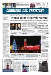 Corriere del Trentino – 07 dicembre 2018