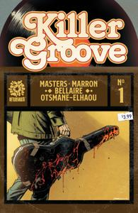 Killer Groove 001 2019 Digital Mephisto