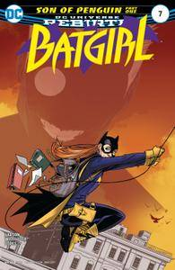 Batgirl 007 2017 2 covers Digital Zone-Empire