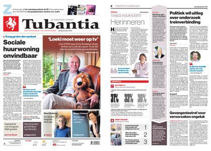 Tubantia - Hengelo – 25 januari 2020