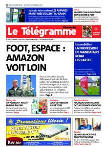 Le Télégramme Ouest Cornouaille – 13 juin 2021
