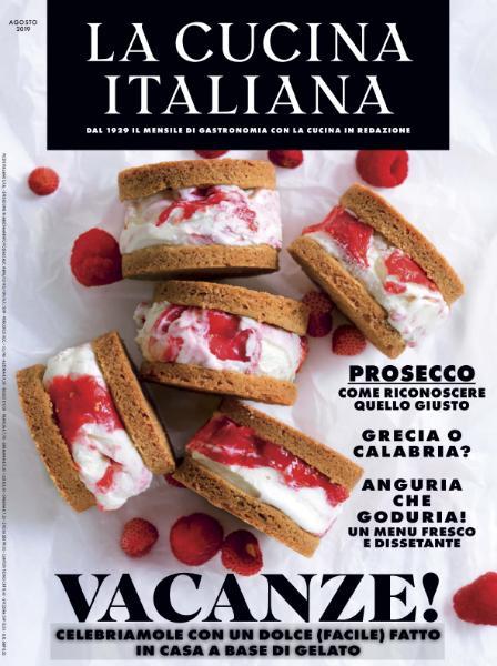 La Cucina Italiana - Agosto 2019
