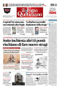 Il Fatto Quotidiano - 15 novembre 2018