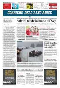 Corriere dell'Alto Adige - 7 Marzo 2018