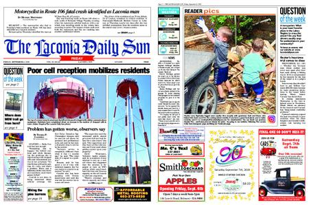 The Laconia Daily Sun – September 06, 2019