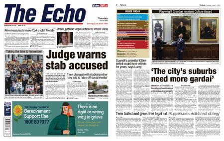 Evening Echo – June 09, 2020