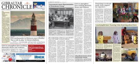 Gibraltar Chronicle – 25 November 2019