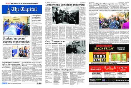 The Capital – November 05, 2019