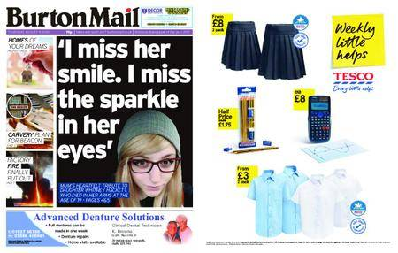 Burton Mail – August 09, 2018