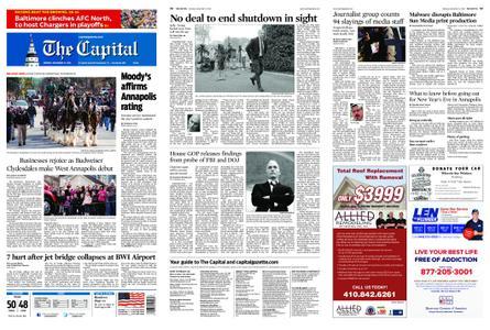 The Capital – December 31, 2018