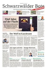 Schwarzwälder Bote Hechingen - 09. Mai 2019