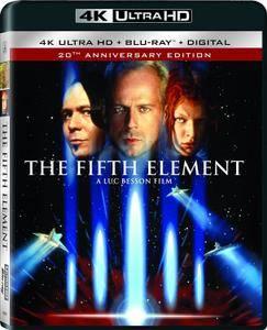 The Fifth Element / Le cinquième élément (1997)