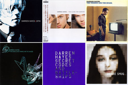 Darren Hayes - Albums Collection 2002-2013 (8CD) [Re-Up]