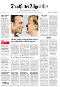 Frankfurter Allgemeine Zeitung F.A.Z. - 23. Januar 2019