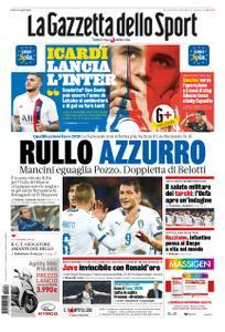 La Gazzetta dello Sport Bergamo – 16 ottobre 2019