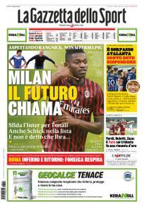 La Gazzetta dello Sport Roma – 09 luglio 2020