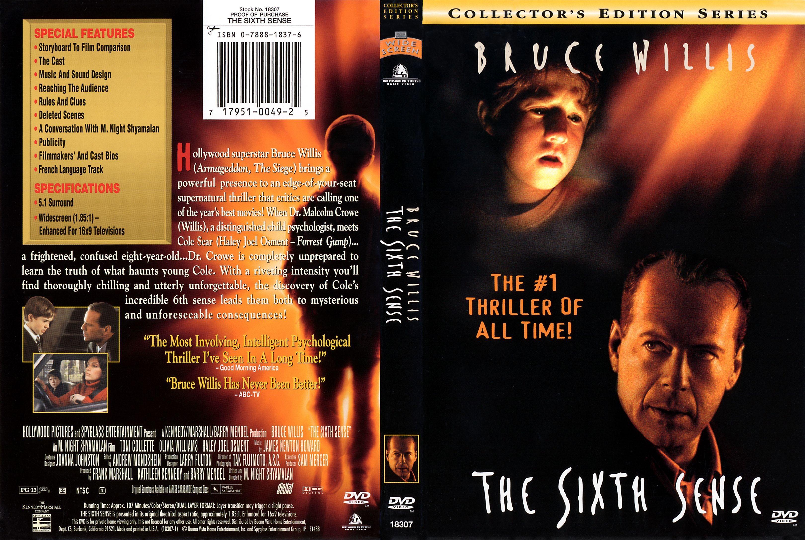 The Sixth Sense 1999 Avaxhome