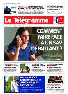 Le Télégramme Auray – 08 août 2020