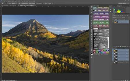 TKActions V5 Panel for Adobe Photoshop (Win/Mac)