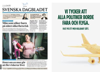 Svenska Dagbladet – 27 juni 2019