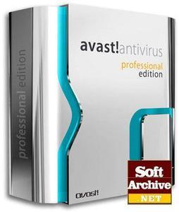 Avast Antivirus Pro.v4.7.1043