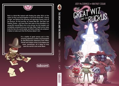 The Great Wiz and the Ruckus (2019) (digital) (Salem-Empire