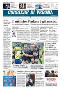 Corriere di Verona - 3 Giugno 2018