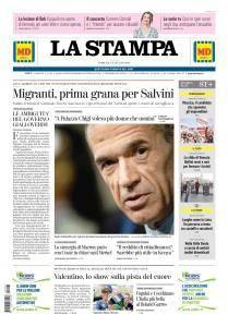 La Stampa Torino Provincia e Canavese - 3 Giugno 2018
