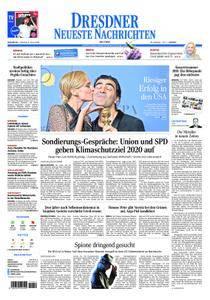 Dresdner Neueste Nachrichten - 09. Januar 2018