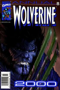 Wolverine v2 Annual 2000