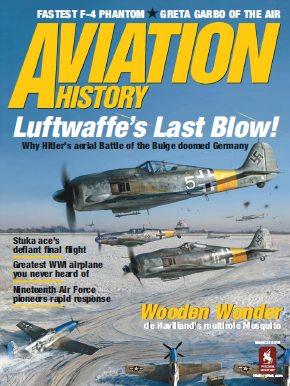 Aviation History - March 2015