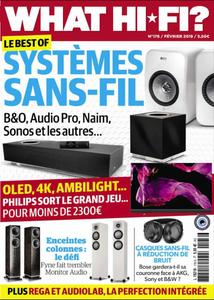 What Hifi France - février 2019