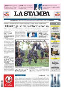 La Stampa Imperia e Sanremo - 7 Settembre 2019