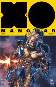 Valiant-X O Manowar Vol 06 Agent 2019 Hybrid Comic eBook