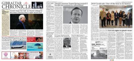 Gibraltar Chronicle – 09 January 2018