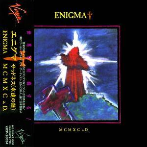 Enigma - MCMXC a.D. (1990) [Japan 1st Press, 1991]